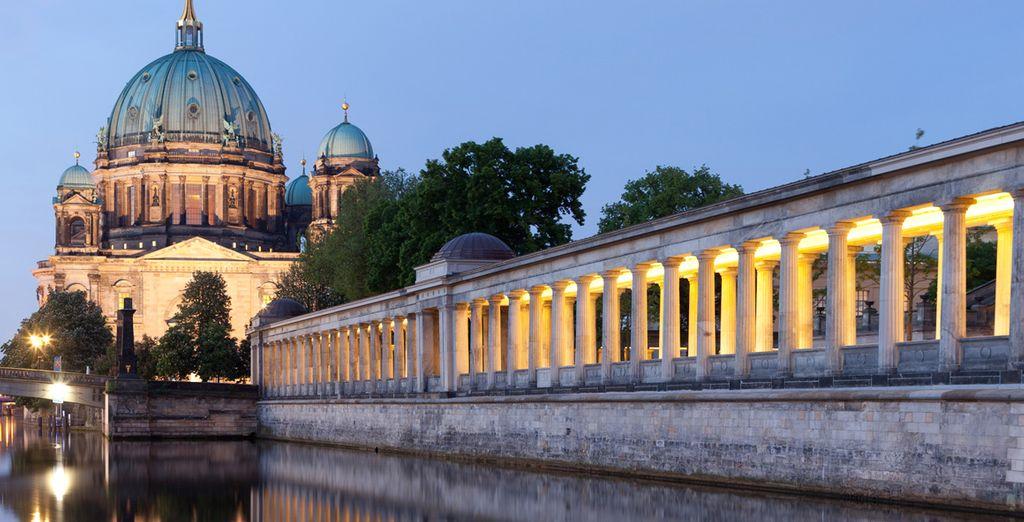 Berlín te cautivará