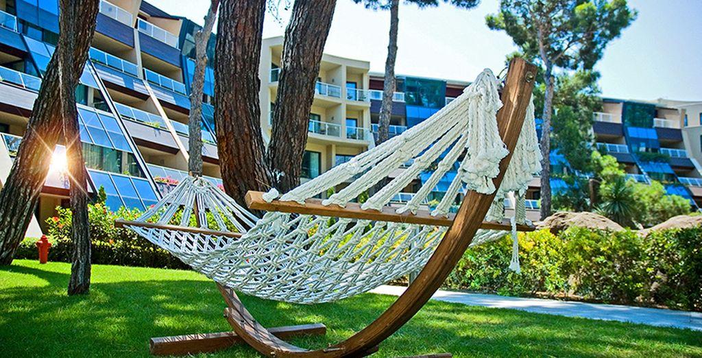 El lugar ideal para sus vacaciones de verano