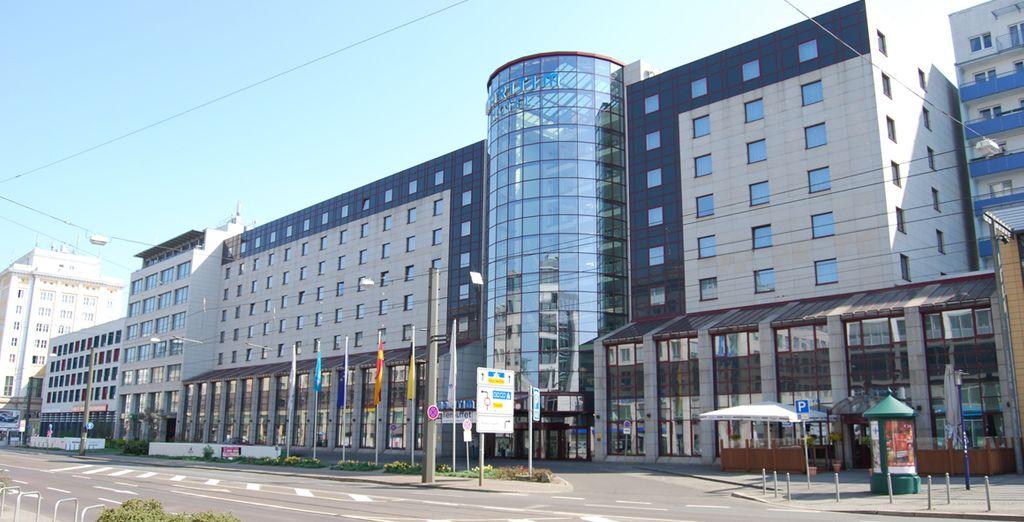 Hotel Maritim 4*, Magdeburg