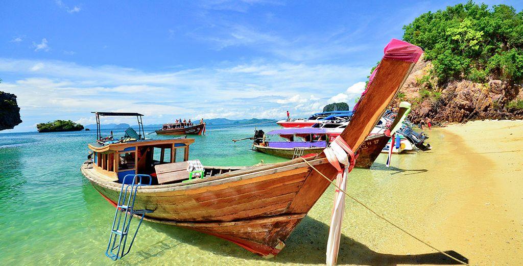Un combinado de ensueño - Combinado Bangkok y Phuket  Phuket