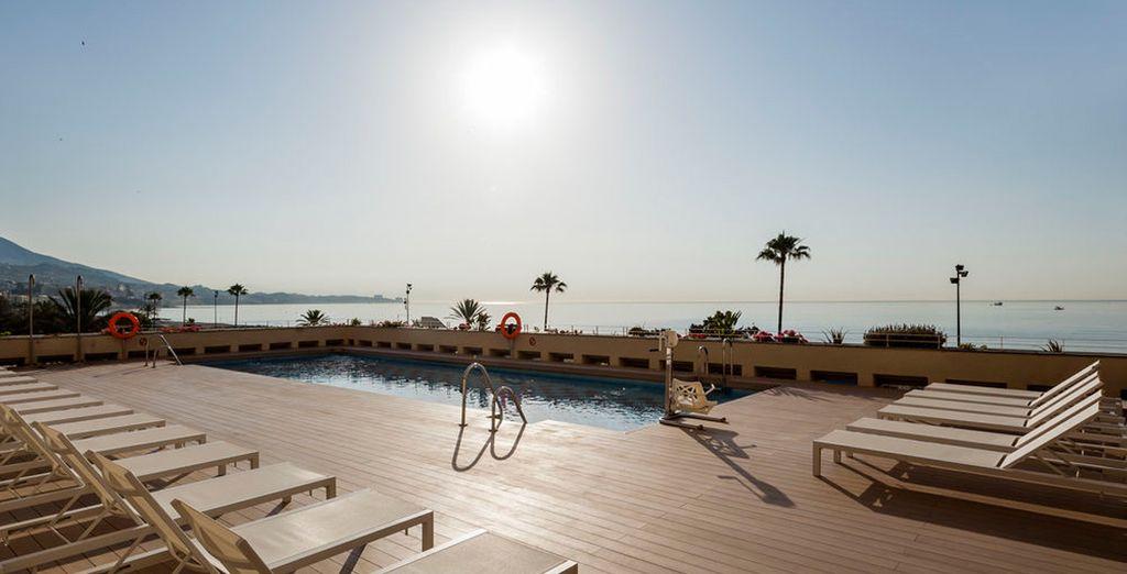 Ilunion Fuengirola te da la bienvenida a la Costa del Sol - Ilunion Fuengirola 4* Málaga