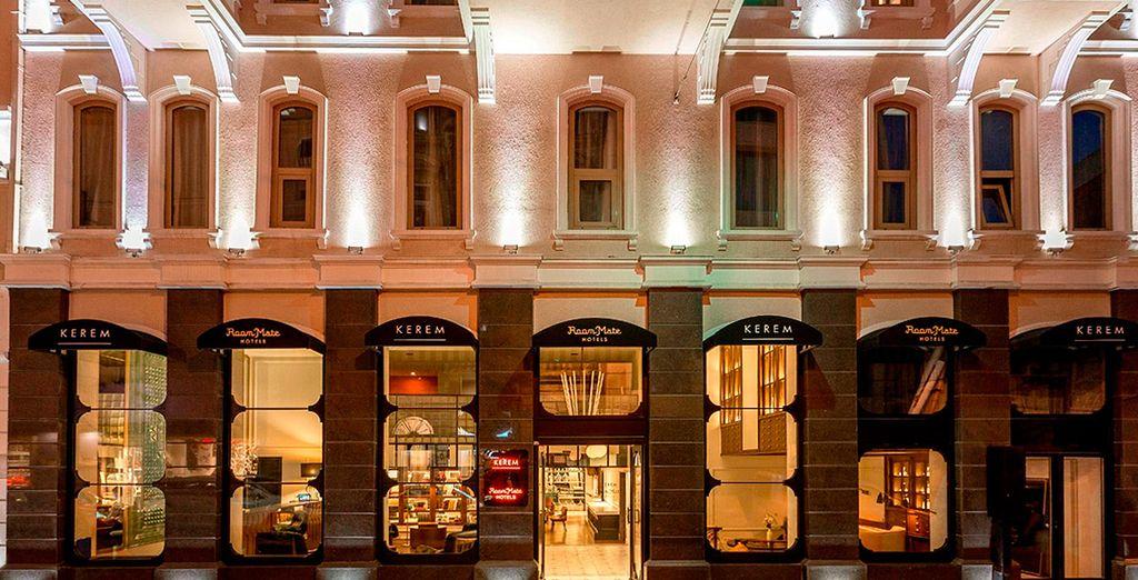 Bienvenido al Room Mate Kerem Hotel & SPA - Room Mate Kerem Hotel & Spa 4* Estambul