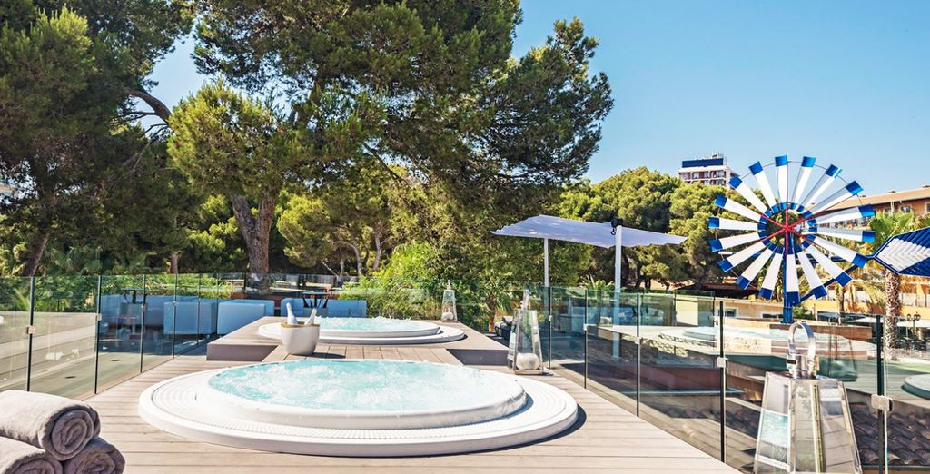 Estarás en una zona privilegiada - Barceló Occidental Playa de Palma 4* Palma de Mallorca