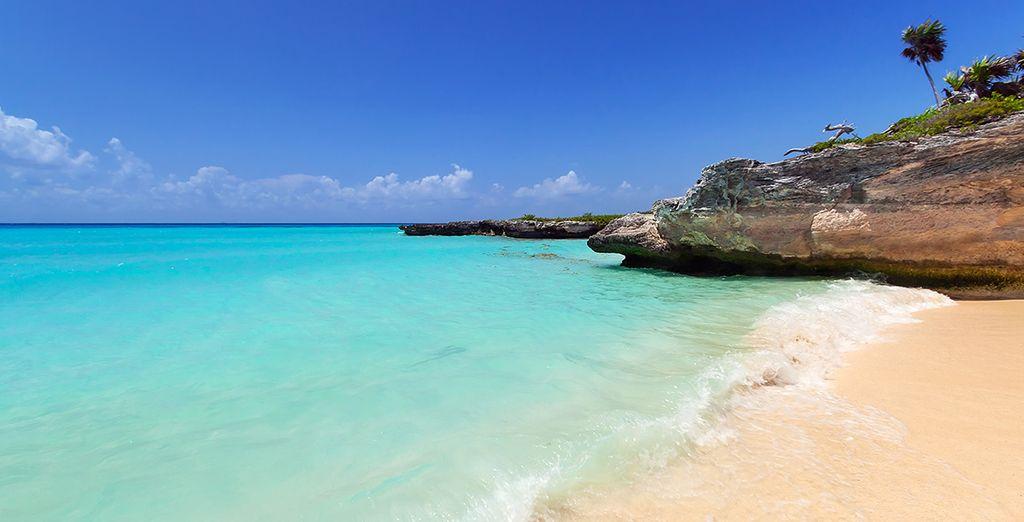 Les yeux dans le bleu... - H10 Ocean Riviera Paradise El Beso 5* Playa del Carmen