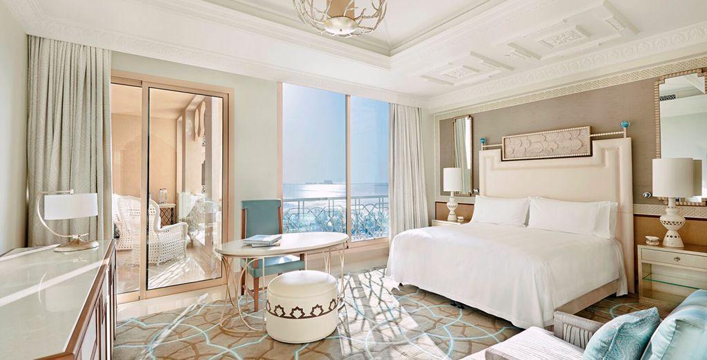 Pour un séjour tout en finesse... - Hôtel Waldorf Astoria Ras Al Khaimah 5* Ras Al Khaimah