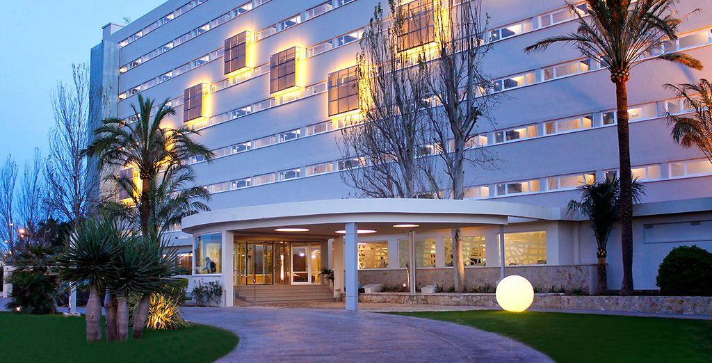 H tel java 4 voyage priv jusqu 39 70 for Hotel design majorque