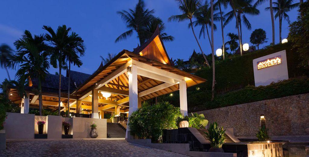 Ayara Hilltops Boutique Resort And Spa  Sup