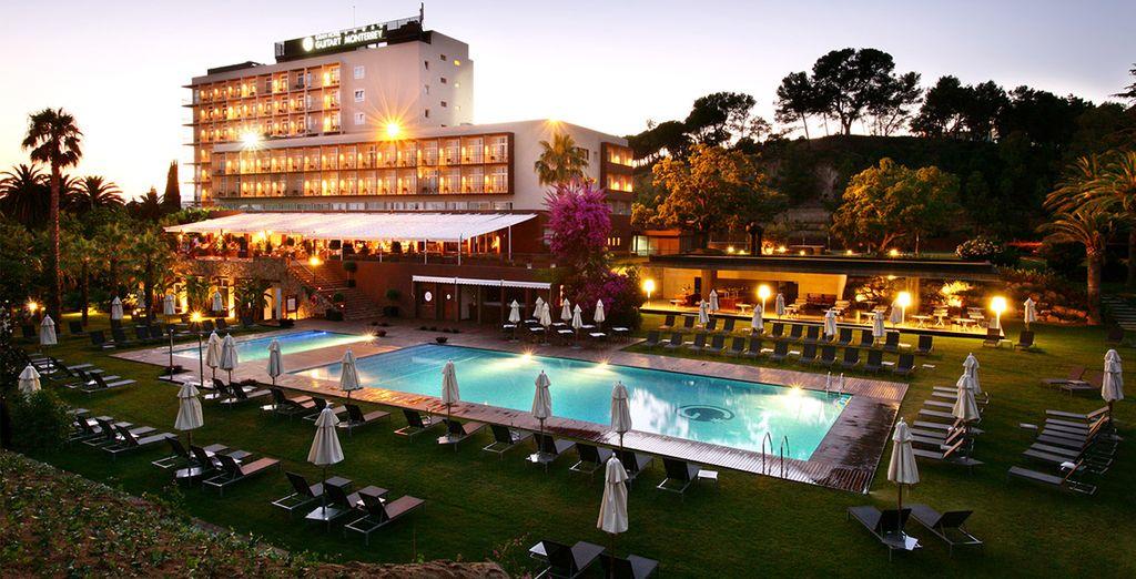Grand Hotel Monterrey Espagne