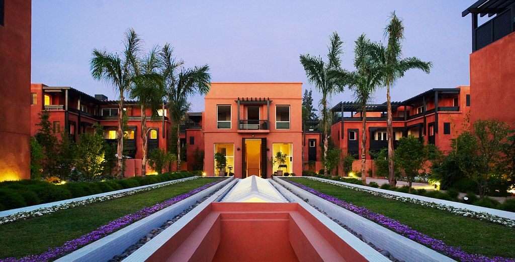 Hotel Barriere Le Naoura Marrakech