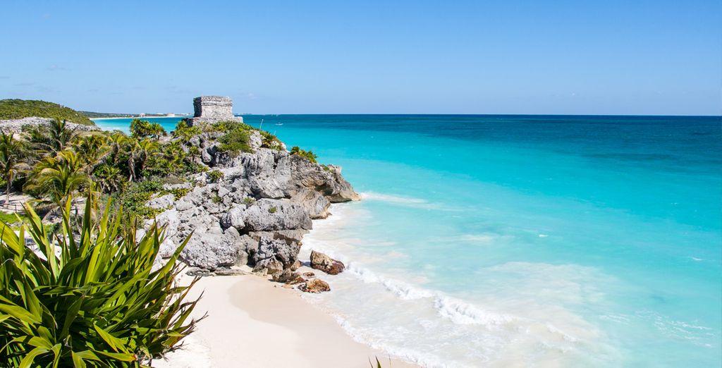 Le Mexique avec Voyage Privé