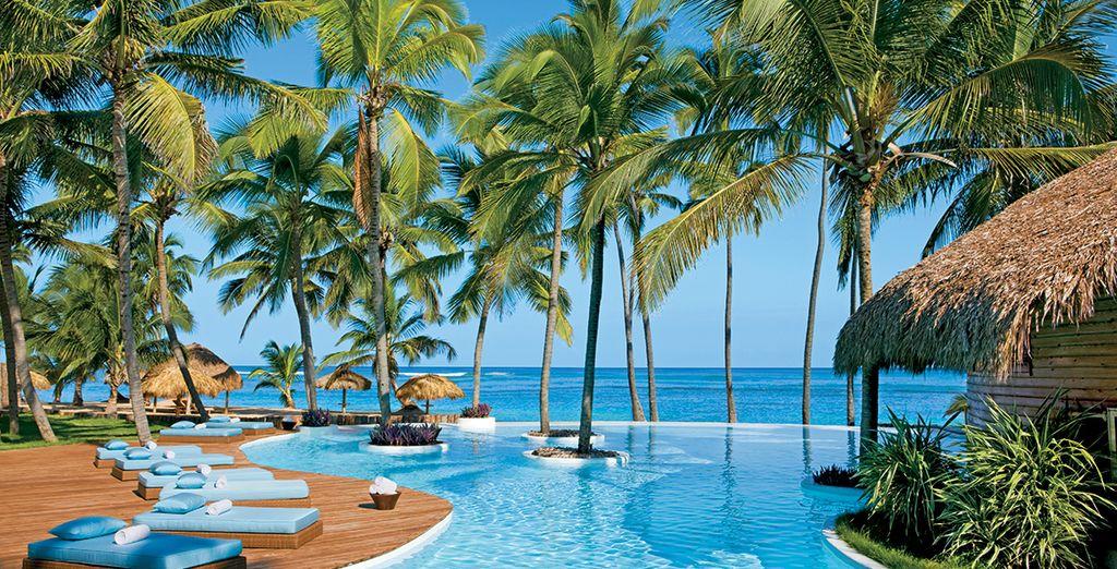 Offrez-vous un séjour idyllique - Hôtel Zoëtry Agua Punta Cana 5* Punta Cana