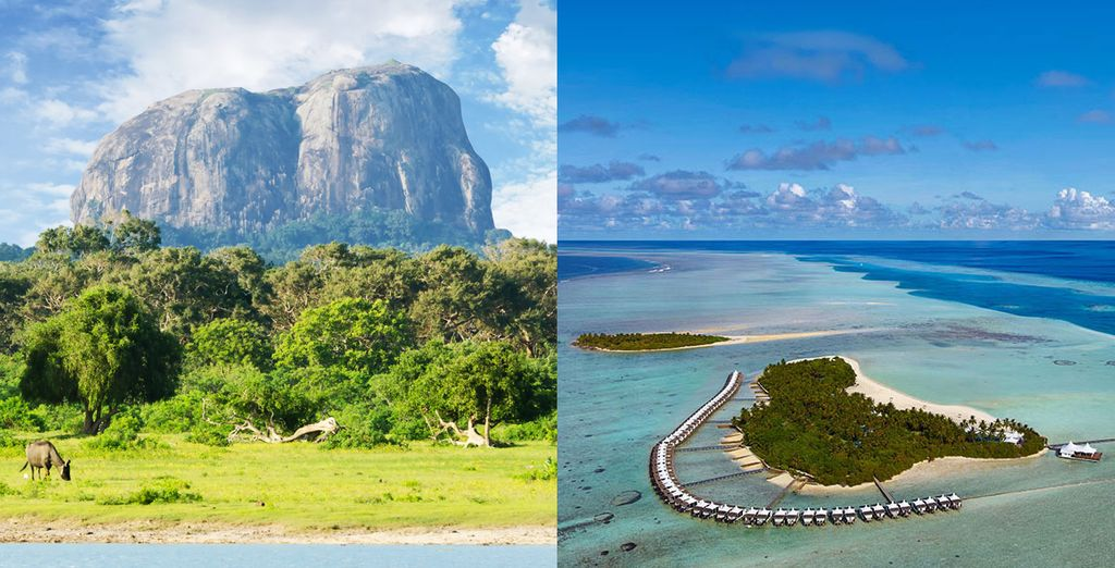 Le Sri Lanka et les Maldives avec Voyage Prive