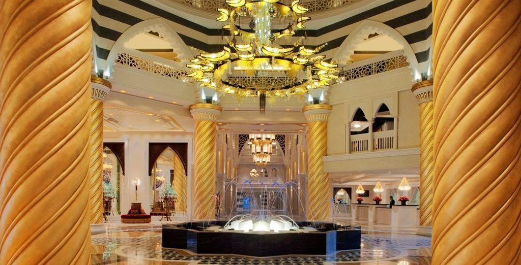 Un 5* au summum du luxe - Hôtel Jumeirah Zabeel Saray 5* avec Emirates Dubai