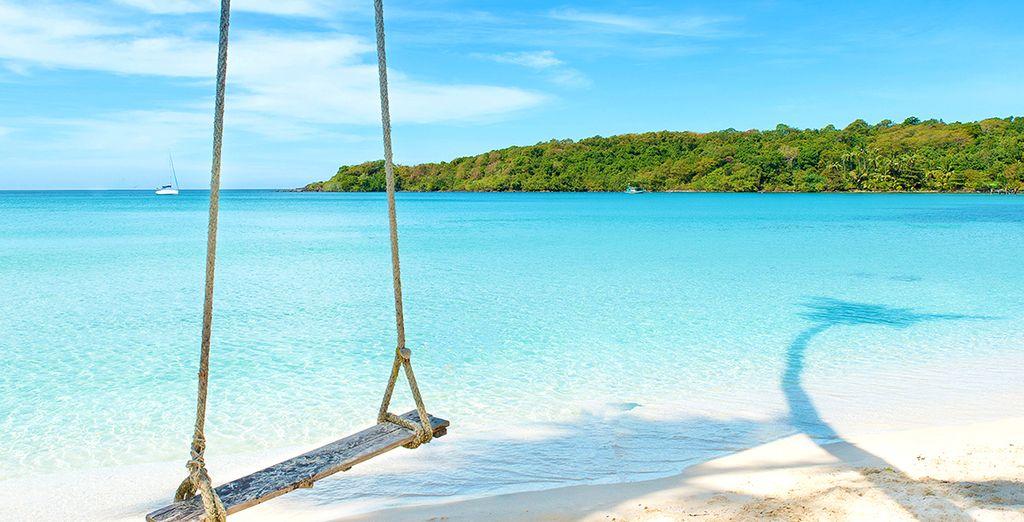 C'est ce que vous allez ressentir durant ce combiné - Emeraudes du sud 4* Nai Yang Beach et Koh Yao Yai Village Phuket