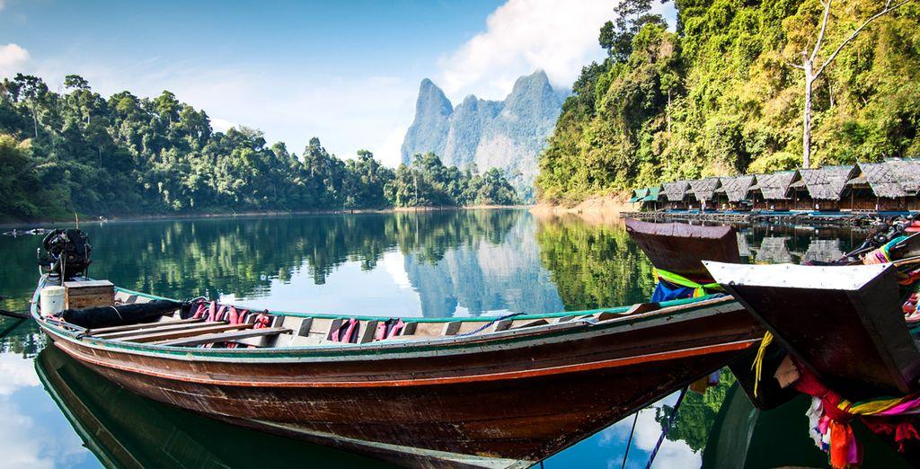 La Thaïlande vous fascine ?  - Les Merveilles Cachées du Sud en 7, 10, 12 ou 14 nuits Phuket