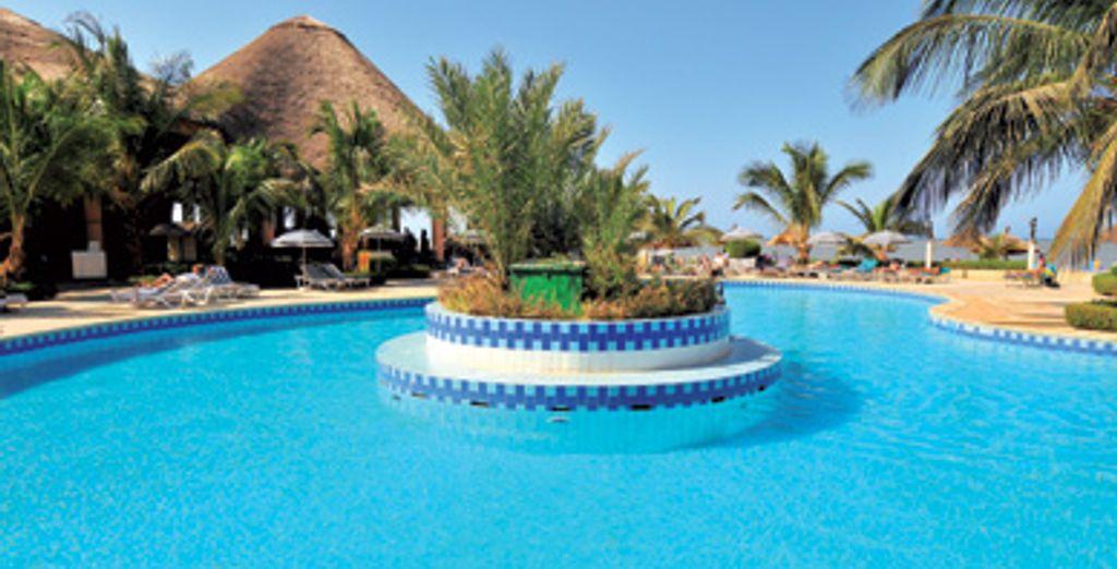 Hotel Lookea Royal Saly Senegal