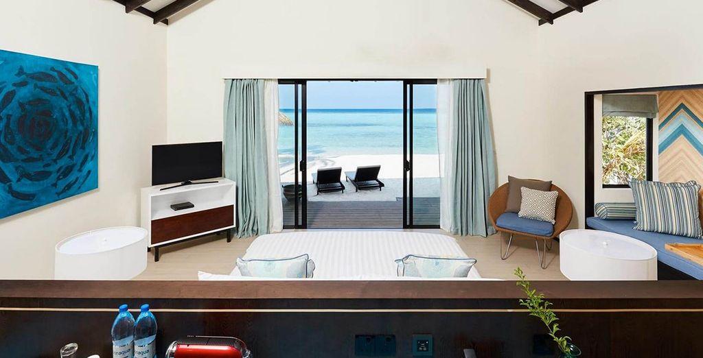 En Sunset Beach Villa