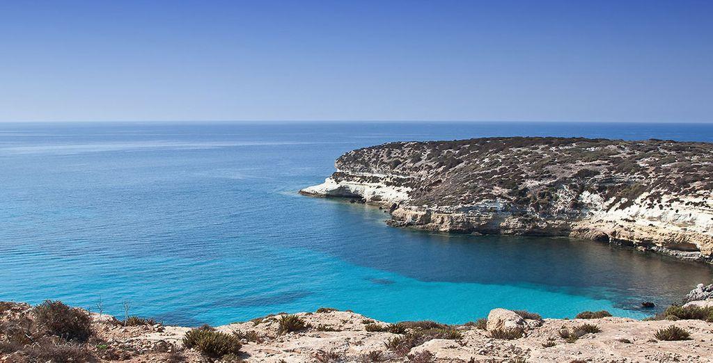 Benvenuti a Lampedusa - Residence il Faro e il Delfino Lampedusa