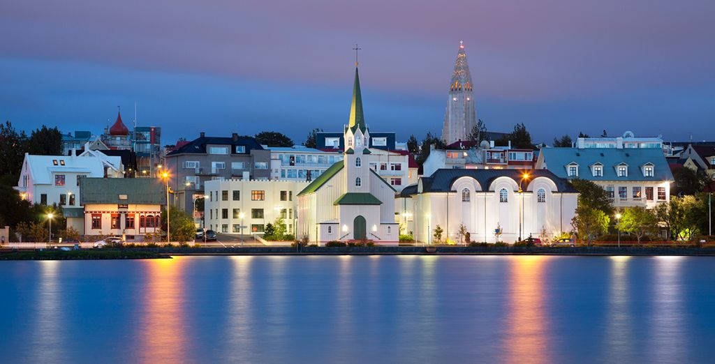 Welcome to inspiring Iceland - Iceland's Icons Reykjavik