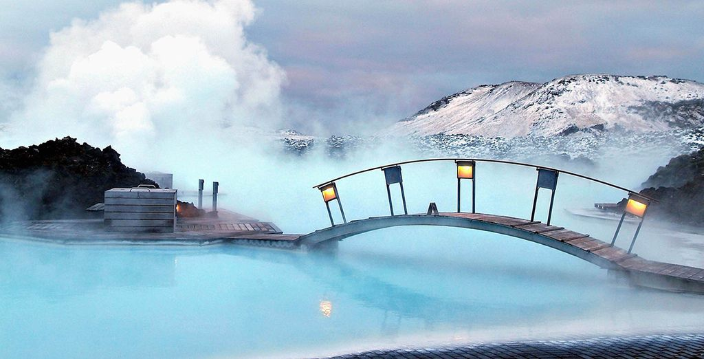 From the ethereal beauty of the Blue Lagoon