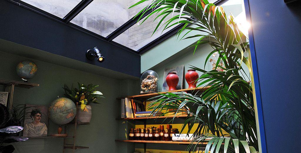 A lovely boutique hotel - COQ Hotel Paris 4* Paris