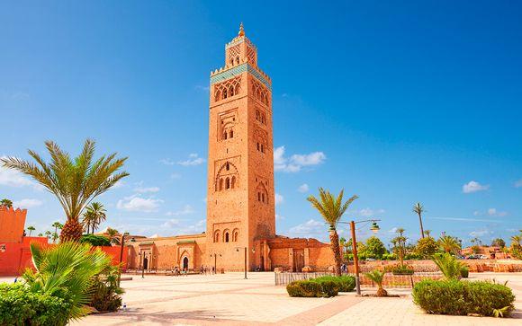 Marruecos Marrakech  Puente de diciembre en Marruecos desde 439,00 €