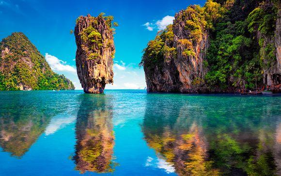 Combinado 5* Bangkok y Phuket con Ramada y Metadee