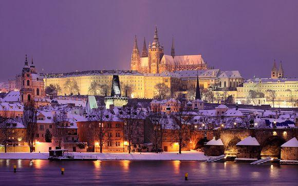 República Checa Praga  Occidental Praha Wilson 5* desde 100,00 €
