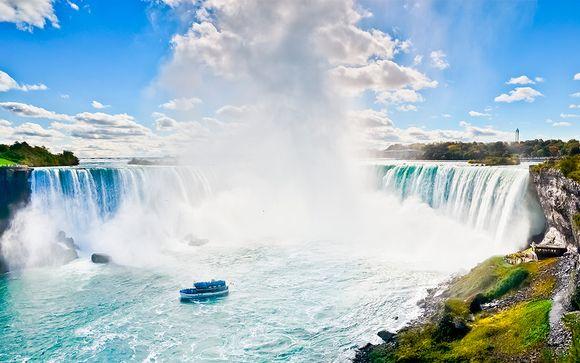 Impresionante Canadá Montreal, Quebec, Ottawa...