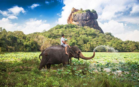 Sri Lanka Colombo Descubre Sri Lanka en familia en 7 o 10 noches desde 1.459,00 €