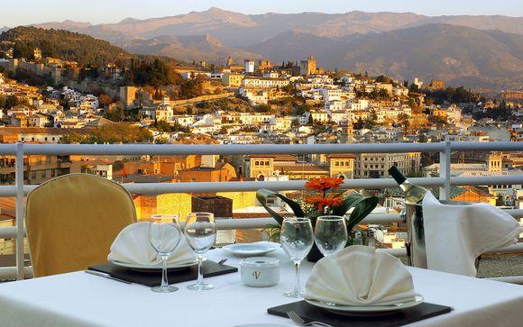 Hotel Vincci Granada 4* Granada España