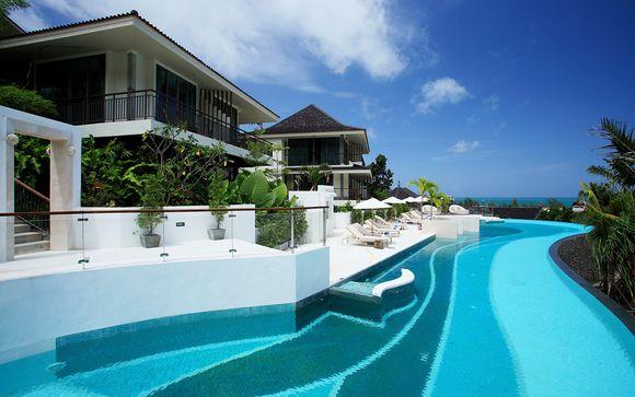 Mandarava Resort and Spa 4* Phuket Tailandia