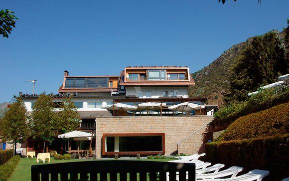 Italia Castione della Presolana - Hotel Milano Alpen Resort Meeting &amp Spa 4* desde 73,00 ?