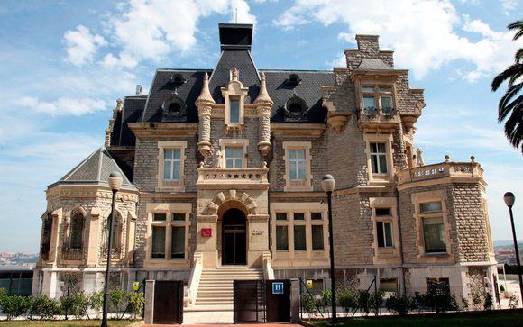 Hotel URH Palacio de Oriol 4*