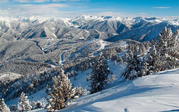 Andorra La Massana – Abba Xalet Suites 4* desde 109,00 ? La Massana Andorra en Voyage Prive por 109.00 EUR€