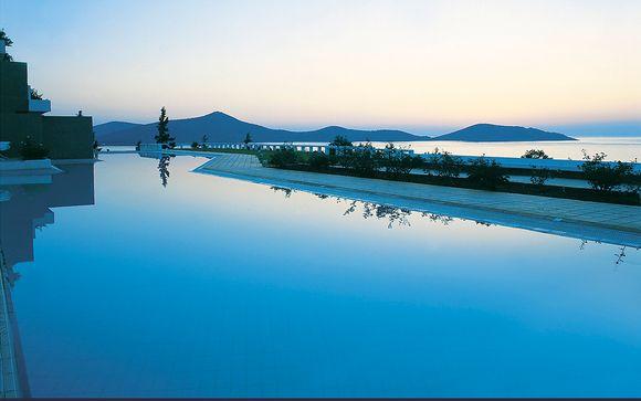 Grecia Elounda Hotel Porto Elounda Golf  Spa Resort 5* desde 552,00 €