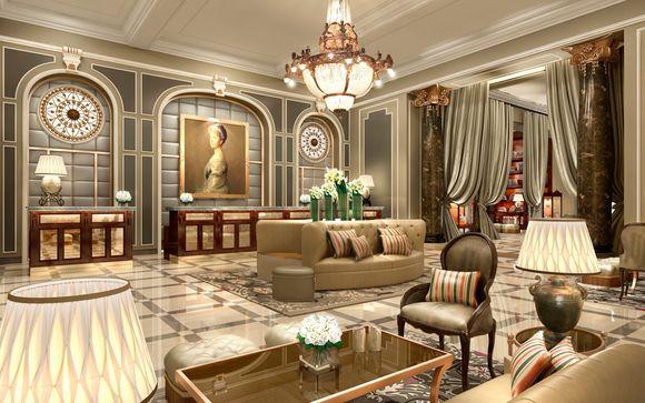 María Cristina 5* Luxury Collection
