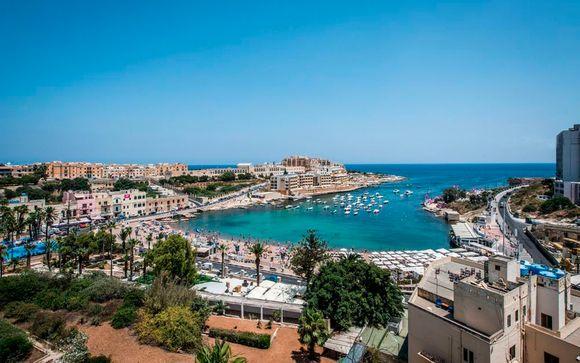 Malta St Julian's  be.HOTEL 4* desde 64,00 €