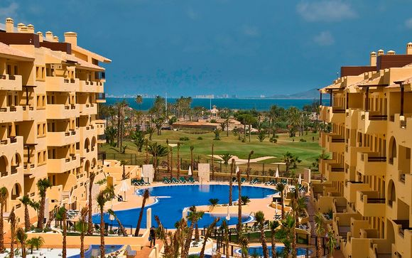 Senator Mar Menor Golf & Spa 4*