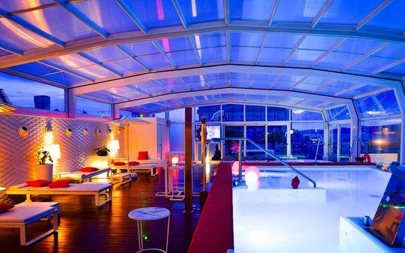 España Vigo Gran Hotel Nagari  Spa 5* desde 140,00 €