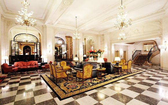 Le Plaza Brussels 5*