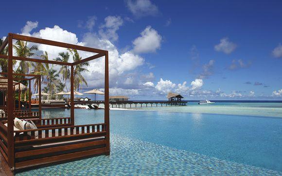 Maldivas Gaafu Dhaalu Atoll – The Residence Maldives 5* desde 2.805,00 ? Gaafu Dhaalu Atoll Maldivas en Voyage Prive por 2805.00 EUR€