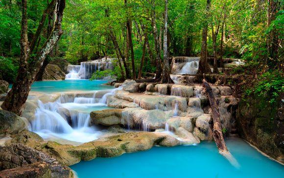 Encantos de Tailandia