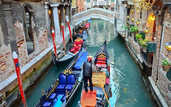 Italia Venecia  San Valentín en Venecia desde 459,00 €