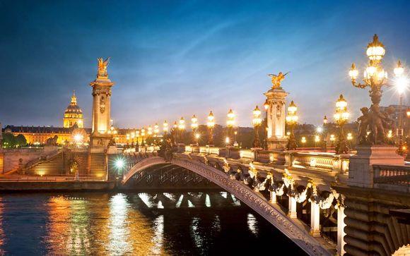 Francia París Hotel George 3* desde 86,00 €
