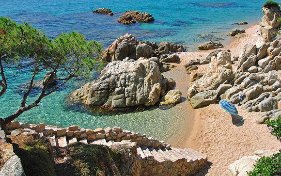 Voyage priv voyage espagne santa susanna h tel florida park 4 - Office de tourisme costa brava ...