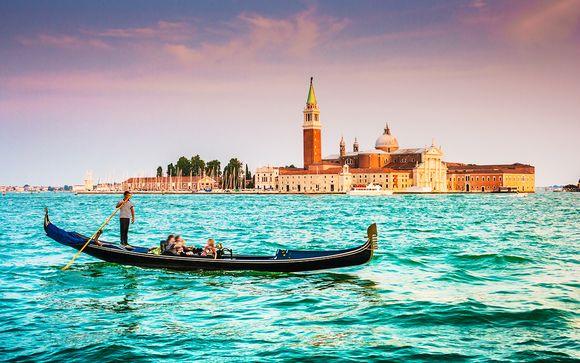 Italie Venise - Hôtel Boscolo Bellini 4* à partir de 107,00 €
