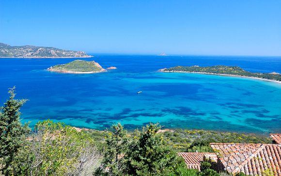 Paradise Resort Punta di l'Aldia 4*