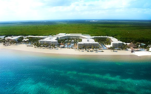 Hôtel Breathless Riviera Cancun & Spa 5*