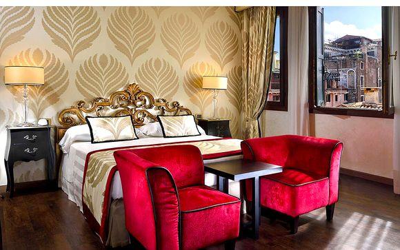 Hôtel Amadeus 4*